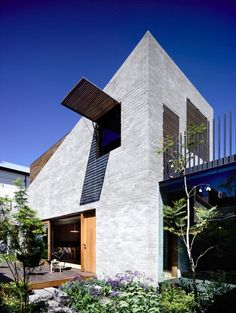 2014 Victorian Architecture Awards shortlist - East West House by Rob Kennon Architects. Residential Interior Design, Interior Exterior, Residential Architecture, Contemporary Architecture, Interior Architecture, Residential Lighting, Contemporary Interior, Luxury Interior, Contemporary Style