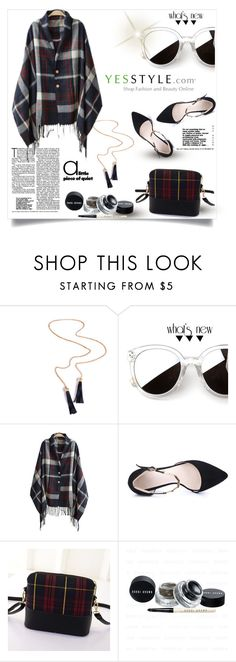 """Yesstyle plaid contest"" by queen-317 ❤ liked on Polyvore featuring Sunny Eyewear"