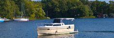 Houseboat Walkaround, Hausboot Walkaround in Masuren in Polen