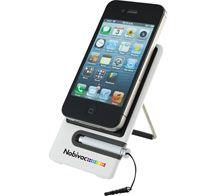 [1070-53] Smartphone Holder and Stylus - Leed's Promotional Products
