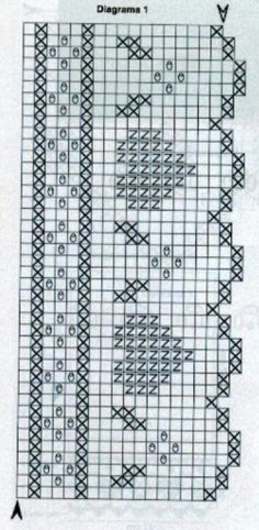 Discover thousands of images about Picasa Web Albums - filet crochet chart Crochet Boarders, Crochet Motif Patterns, Filet Crochet Charts, Dress Patterns, Crochet Box, Thread Crochet, Crochet Doilies, Crochet Lace, Crochet Snowflakes