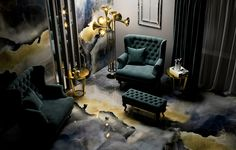 Lounge, Couch, Luxury, Antiques, Furniture, Home Decor, Chair, Airport Lounge, Antiquities