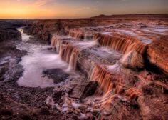 Grand Falls, Arizona-11 Most Impressive Waterfalls in the U.S. - SmarterTravel