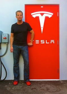 Oh, how I desire thee, Tesla...