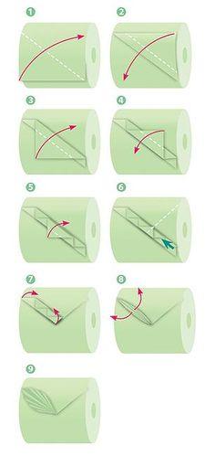 einfaches video tutorial handtuch falten blume wie sch n das im bad oder auf dem bett. Black Bedroom Furniture Sets. Home Design Ideas