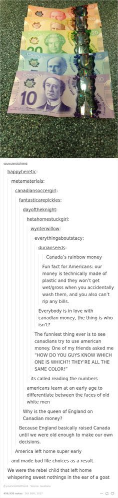 Funny-America-Canada-Differences-Mocking-Usa - Jokes - Funny memes - - 26 Times Canada Roasted America So Well You Can't Even Be Mad The post Funny-America-Canada-Differences-Mocking-Usa appeared first on Gag Dad. Anne Taintor, Funny Cute, The Funny, America Funny, Hetalia, Funny Tumblr Posts, Fun Facts, Funny Memes, Memes Humor
