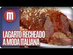 Lagarto com alho e bacon - Mulheres (29/11/16) - YouTube