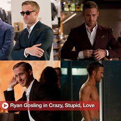 Crazy Stupid Love..great movie...but R.G. is just TOO impresive!!!