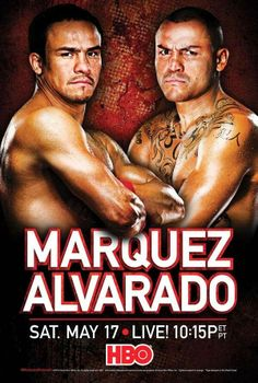 Marquez vs Alvarado - Ufc Live Stream, Boxing Images, Boxing Events, Boxing Posters, World Boxing, Boxing Fight, European Soccer, Boxing Champions, Joker And Harley Quinn