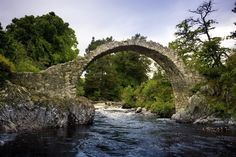 You want a 300-year-old bridge? Dream on. | 38 Reasons To Take The Scottish Highlands Off Your Bucket List