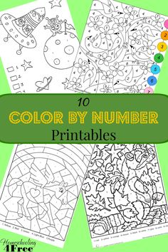 color by numbers elephant coloring pages for kids printable numbers pinterest coloring. Black Bedroom Furniture Sets. Home Design Ideas