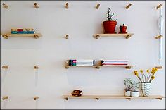 wall pegs - Google Search