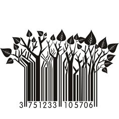 Japanese barcodes are artistic. | Delightful Design | Pinterest | Cities…