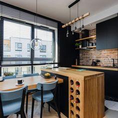 Home Decor Kitchen, Kitchen Interior, Interior Design Living Room, Interior Design Magazine, Apartment Interior, Rustic Interiors, Cool Kitchens, Sweet Home, House Design