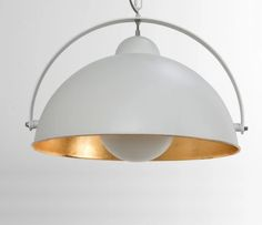 Chicago Pendant Light in Grey
