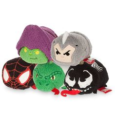 Ultimate Spider-Man Tsum Tsum Mini Collection