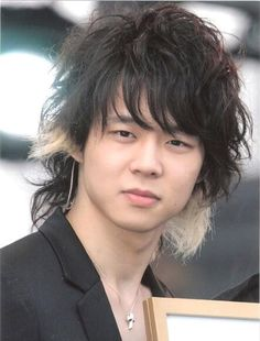 Isn't that a Cool Looking Micky Yoochun ❤️ JYJ Hearts