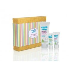Green People Hello Baby Gift Set