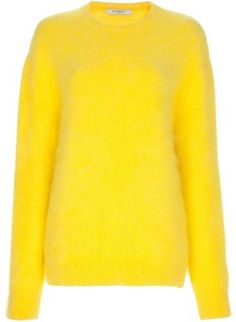 ShopStyle: Givenchy Fuzzy jumper