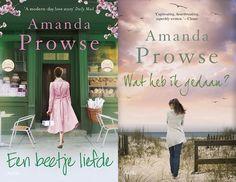 Romantische page-turners van Aerial. >> Amanda Prowse - € 17,95 / boek