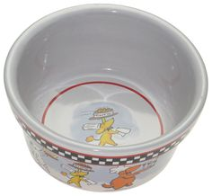 Snoozer Medium Buon Appetito Dog Bowl by Tracy Flickinger >>> New and awesome dog product awaits you, Read it now  : Feeding and Watering Supplies