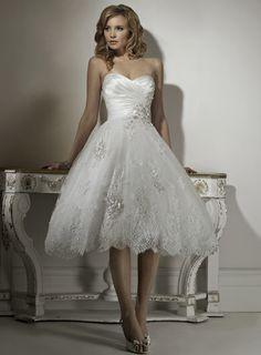 Moi je veux cette robe pour mon mariage !!