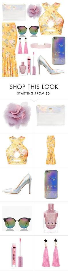 """Summer fun"" by razanrozzy ❤ liked on Polyvore featuring Cara, ban.do, Charlotte Russe, Boohoo, Lime Crime and Humble Chic"