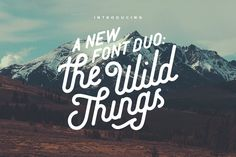 The Wild Things - Script