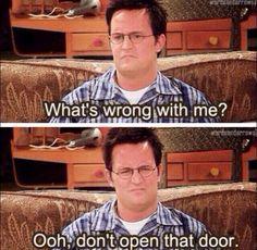 same Chandler same