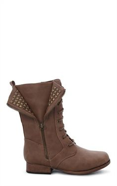 Lace Combat Boots | Fashion Boots | rue21..29.99 | Christmas List ...