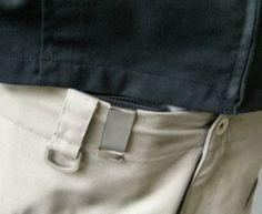 civilian labs, security clip wallet