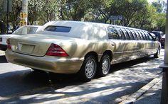 Limousine Mercedes-Benz S600 | Flickr - Photo Sharing!