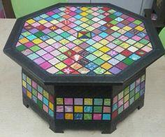 【♚】Supercar123。COM 가입코드:6623【♚】피나클,스보벳,맥스벳구IBC,매치북,BETISN 등 다양한 서비스를 제공하고 있는 국내… Korean Crafts, Korean Traditional, Wood Boxes, Diy Furniture, Cube, Paper Crafts, Embroidery, Toys, Home Decor