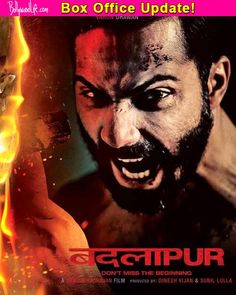 Badlapur box office: Varun Dhawan's film mints Rs 30.85 crore in five days!  #Badlapurboxoffice