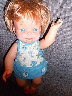 Cheerful Tearful Doll, Mattel,1965