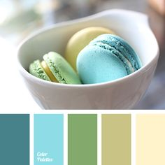 Color Palette #3088