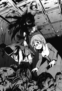 corpse party- my god... totally not going to give me nightmares tonight.