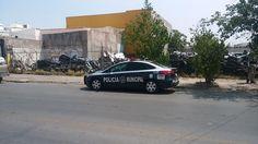 <div>Al número de emergencia fue reportado el robo a un local de venta de auto partes ubicado sobre la calle 27 en la colonia Obrera.</div>  <div></div>  <div>Al
