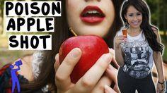 Poison Apple Shot - Tipsy Bartender