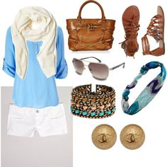 summer, created by taylor.polyvore.com