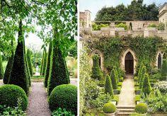 5 trików na powiększenie małego ogrodu -