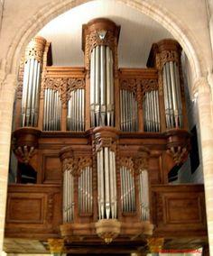 Orgue de l'église Notre-Dame de Juvigny (51)