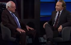 Republican Nightmares Realized As Bill Maher and Bernie Sanders Show Americans Love Socialism