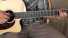"""How to play """"Dust in the Wind"""" Intro - Acoustic Fingerpicking Guitar Lesson"""