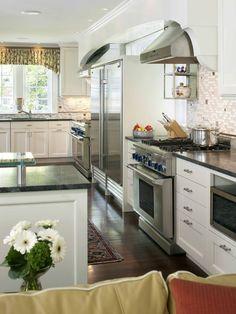 Kitchen Interior Design by Venegas and Company