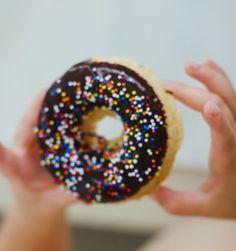 Recipe: Baked Doughnuts With Chocolate Glaze   Handmade Charlotte
