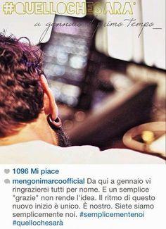 Marco Mengoni Il Blog: Marco Mengoni lancia un concorso per incontrarlo