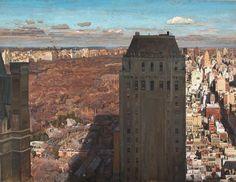 Jean Baptiste Secheret. L'ombre sur Central Park, New York 2008 - 2009 Galerie Jacques Elbaz