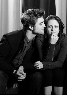 Robert Pattinson ❤ Kristen Stewart ❤