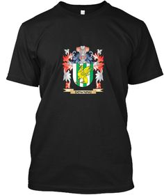 Downing Coat Of Arms   Family Crest Black T-Shirt Front - This is the perfect gift for someone who loves Downing. Thank you for visiting my page (Related terms: Downing,Downing coat of arms,Coat or Arms,Family Crest,Tartan,Downing surname,Heraldry,Family Reunio ...)
